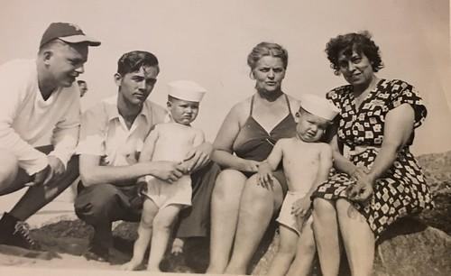 Coney Island, NYC late 1940's