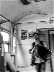 DRP160727_0135h (dmitryzhkov) Tags: phone phonephotography mobile urban city everyday public place outdoor life human social stranger documentary photojournalism candid street dmitryryzhkov moscow russia streetphotography people man mankind humanity bw blackandwhite monochrome cell