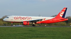 D-ABZI (AnDyMHoLdEn) Tags: eurowings airberlin a320 lufthansagroup staralliance egcc airport manchester manchesterairport 05r