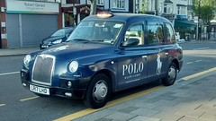 "London black cab "" POLO RALPH LAUREN"" (Local Bus Driver) Tags: london black cab taxi polo ralph lauren lti"