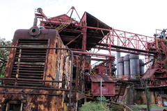 carrie furnace (J Blough) Tags: carrieblastfurnace pittsburgh rankin iron industry