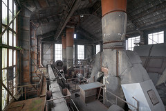 ...stacks... (Art in Entropy) Tags: abandoned industrial power plant decay urbex urban explore exploration adventure steel industry heavy metal art sony sonyalpha light photography