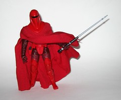 royal guard imperial royal guard star wars the black series 6 inch action figure #38 return of the jedi red and black packaging hasbro 2016 2h (tjparkside) Tags: imperial royal guard emperors 38 star wars black series 6 inch action figure return jedi red packaging hasbro 2016 robe robes emperor palpatine blaster pistol blasters pistols holster episode vi six rotj