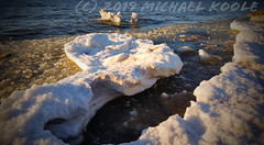 Superior on Ice - Muskallonge State Park (Samsung Galaxy S7) (Michael Koole - Vision Three Images) Tags: michaelkoole phoneography samsung lakesuperior ice winter water rocks muskallongestatepark snow michigan upperpeninsula
