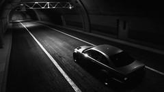 M3 CSL (nuvoIari) Tags: needforspeed nfs videogame payback bmw m3 csl road car tunnel blackandwhite bw
