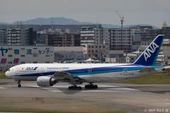 Fukuoka Airport 2019.4.13 (38) (double-h) Tags: omd em1markii omdem1markii lumixgxvariopz45175mmf4056asphpowerois rjff fuk fukuokaairport 福岡空港 airplane 飛行機 observationdeck 展望デッキ