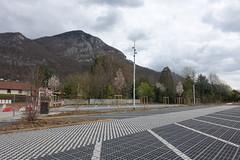 Car park in construction @ Annecy-le-Vieux (*_*) Tags: europe france hautesavoie 74 annecy annecylevieux savoie spring printemps april 2019 cloudy overcast nuageux