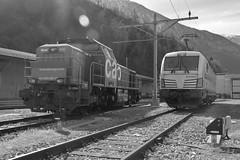 Brig #22 (train_spotting) Tags: brig valais railcare vectron vectronacdpm re4764569chrlc genf siemens sbbcffffs sbb sbbcargo am8430910chsbb mak vossloh g17002bb nikond7100