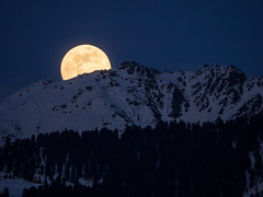 moonrise (Kristoffersonschach) Tags: mond moon alps alpen tirol pitztal arzl