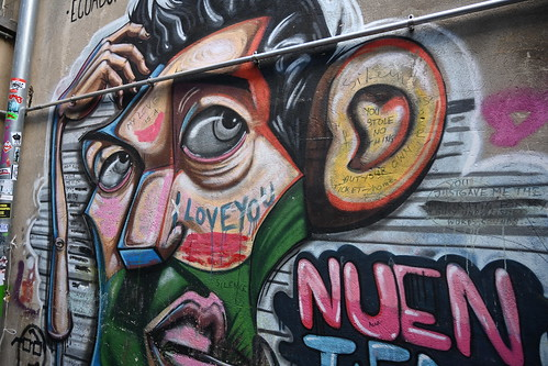 Berlin Centre Peintures Murales Street Art Gainsbourg