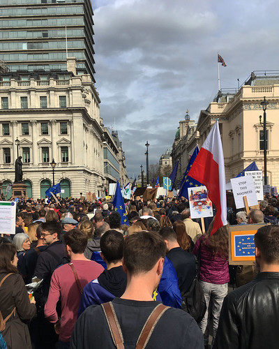 Neil Poole People's Vote March, 23 March 2019