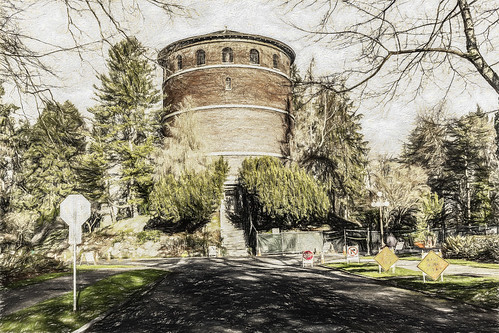 Water Tower 04 (p)