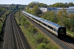 P1800122 (Lumixfan68) Tags: eisenbahn züge triebwagen baureihe mf dieseltriebwagen ic3 eurocity gumminase dsb dänische staatsbahn