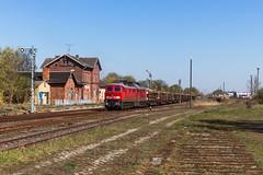 DB 232 347 - Malchow (Meckl.) (Pau Sommerfeld Acebrón) Tags:
