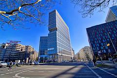 Berlin - Leipziger Straße (www.nbfotos.de) Tags: berlin leipzigerstrase hochhaus architektur architectur