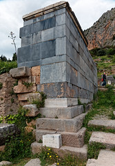 Delphi RX605963 Altar of the Chians (Recliner) Tags: oracle pytho mountparnassus