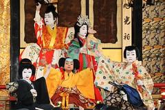 Children Kabuki (Teruhide Tomori) Tags: 子供歌舞伎 kabuki performance stage children child 長浜曳山祭り 曳山 山車 日本 滋賀県 伝統行事 祭 文化 nagahama festival float japan japon shiga culture nagahamahikiyamafestival event tradition happyplanet asiafavorites