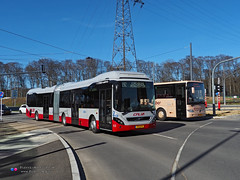 Volvo 7900A - RGTR (CFL 62) (Pi Eye) Tags: volvo 7900 7900a articulé gelenk hybride hybrid luxembourg avl vdl multiplicity rtgr letzebuerg bus