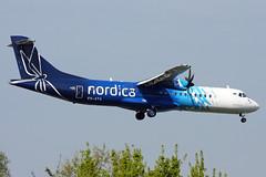 Nordica ATR 72-600 (Wiggy66) Tags: southampton sou esata nordica atr72