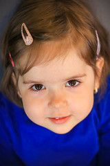 Little Luca (gabormatesz) Tags: luca portrait girl canon cute 50mm littlegirl photography
