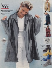 Journey into the past (betrenchcoated) Tags: trenchcoat raincoat dress jacket scans vintage leather coat