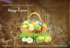 Happy Easter With Quotes ERANAD TRAVELS AREEKODE (eranadonline) Tags: god loves each us if there were only one eranad tourism wishes you happy easter eranadtourism easter2019