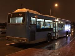 Emt de Madrid Man NL 263-F Castrosua CS40 City 7934 (elpolakillo) Tags: castrosua emtmadrid autobus