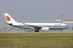 B-6079 - 2006 build Airbus A330-243, rolling for departure on Runway 08R at Munich (egcc) Tags: 810 a330 a330200 a330243 a332 airchina airbus b6079 bavaria ca cca eddm franzjosefstrauss lightroom muc munich staralliance