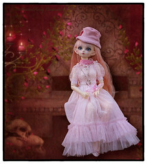 Candy Color Dreams (twilitize) Tags: pink color candy adorable adventure art awesome beautiful beauty bjd bjdphotography cool cute cutie camera dolls doll dolly dollphotography darling elf elves fantasy fun fiction florida fashion floridaphotography fairyland girl girls girly hat