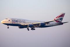 G-CIVK // British Airways // B747-436 // Heathrow (SimonNicholls27) Tags: heathrow lhr egll aircraft aviation british airways ba b747436 b747400 boeing 747 jumbo jet