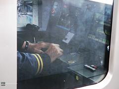 behind the mrt jakarta (mreza981) Tags: mrt jakarta ratangga stasiun lebak bulus bundaran hi hotel indonesia depo dipo kabin masinis machinist hand tangan nippon sharyo fatmawati listrik laa keretaapiinside keretaapi temanmrtj mrtj mass rapid transit