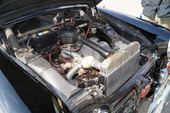 1960 Mercedes W121 190D Motor (Joachim_Hofmann) Tags: auto fahrzeug verbrennungsmotor ottomotor mercedes daimler benz daimlerbenz mercedesbenz dieselmotor