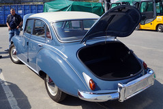 1958 DKW 1000 S Limousine 4T Heck (Joachim_Hofmann) Tags: auto fahrzeug verbrennungsmotor ottomotor dkw zweitakt zweitaktmotor 36