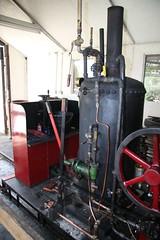 89 Perserverence 0-4-0VB (kitmasterbloke) Tags: launceston cornwall steamrailway vintage veteren museum tourist narrowgauge train railway steam locomotive