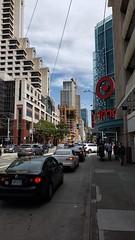 Trip to San Francisco (heytampa) Tags: sanfrancisco npc19 americanplanningassociation apa conference missonstreet crane construction street