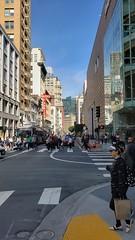 Trip to San Francisco (heytampa) Tags: sanfrancisco npc19 conference apa americanplanningassociation gearystreet street city urban architecture