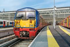 Shepperton-Bound (Kingmoor Klickr) Tags: gordonedgar 456016 class456 southwesternrailway london waterloo 2h45 shepperton