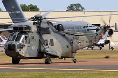 8970_02 (GH@BHD) Tags: 8970 westland seaking seakingmk41 germannavy riat riat2017 raffairford royalinternationalairtattoo fairford helicopter chopper rotor military aircraft aviation