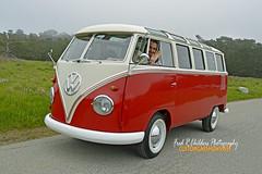 VW Van (F R Childers Photography) Tags: vwvan pointlobosstatereserve hotrod cars pointlobosstatenaturalreserve