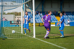Nuneaton Boro FC vs Altrincham FC - April 2019-215 (MichaelRipleyPhotography) Tags: altrincham altrinchamfc altrinchamfootballclub alty ball community fans football footy goal header kick league libertywaystadium nationalleaguenorth nonleague nuneatonborofc pass pitch preseason referee robins save score semiprofessional shot soccer stadium supporters tackle team vanarama
