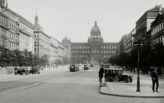 From Old Archives 623 (beranekp) Tags: czech praha prague prag old alt history tramvaj tram tramway tranvia strassenbahn šalina elektrika električka