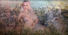 Easter Princess- Polly (ѕнαяηα) Tags: secondlife glamaffair theepiphany trunkevent doux sntch tmcreation keke hpmd jian eternus