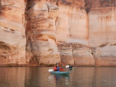 DSCN8976 (Lake Powell Adventure Company) Tags: kayak kayaking kayakinglakepowell lakepowellkayak paddling slotcanyon southwest lakepowel lglencanyon page utah glencanyonnationalrecreationarea watersport guidedtour kayakingtour seakayakingtour seakayakinglakepowell arizonahiking arizonakayaking utahhiking utahkayaking recreationarea nationalmonument coloradoriver antelopecanyon labyrinthcanyon facecanyon boat people water arizona