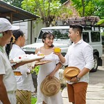 Our Cruise Director and your personal Butler will warmly welcome you at Waka Marina, Benoa Harbour before sailing across Badung strait on WakaSailing Luxury Charter. ----- Check our website for more details: http://bit.ly/2US85wc . . #wakasailing #waka #s thumbnail