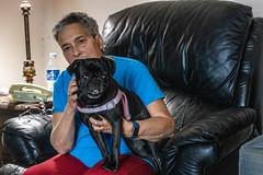 joanszoo20Apr20190027 (fredstrobel) Tags: animals atlanta dogs family ga mytownhouse people places sophie joan pets usa
