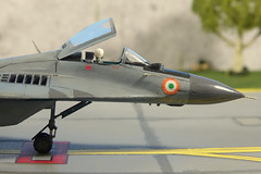 IAF mig-29 fulcrum(7) (zubinkumar) Tags: fighteraircraft aircraft india indian aviation fighterjets iaf toys miniatures scalemodels modelling 172scale aeroplanes macro macrophotography toyphotography russianplanes modelplanes mig29 fulcrum 172 indianairforce redstar wingsoftheredstar scalemodelling groundcrew diorama airforce defence mikoyan mig mikoyangurevich