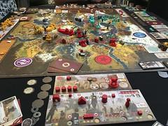 Scythe (RobotSkirts) Tags: game boardgame scythe gamenight boardgamenight