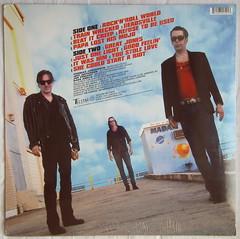 Swingin' Neckbreakers - Pop Of The Tops [2009] (renerox) Tags: swinginneckbreakers theswinginneckbreakers 90s garagerock garage garagepunk g lp lpcovers lpcover records vinyl