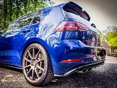 VW Golf R MK 7.5 - Racingline Stage 2, Neuspeed RSe102, Oettinger (@MouldyPIX) Tags: michelinps4s milltek stage2 racingline rse102 neuspeed oettinger lapiz mk75 golfr vw