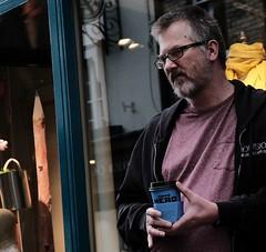 Spare Pencil (Bury Gardener) Tags: suffolk streetphotography street streetcandids snaps strangers candid candids peoplewatching people folks england eastanglia uk 2019 fuji fujifilm fujixt3 abbeygatestreet